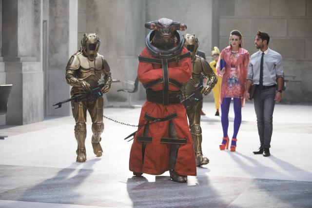 Doctor Who_Series 8_Episode 5_Time Heist_Stills (2)