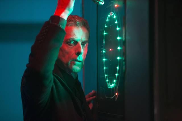 Doctor Who_Series 8_Episode 5_Time Heist_Stills (5)