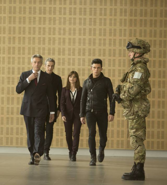 Doctor Who_Series 8_Episode 5_Time Heist_Stills (6)