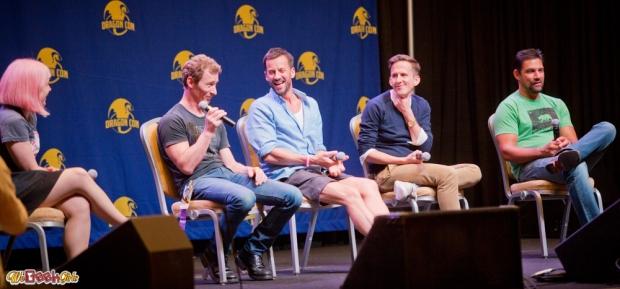 Dragon Con 2014_The Hobbit Panel-21