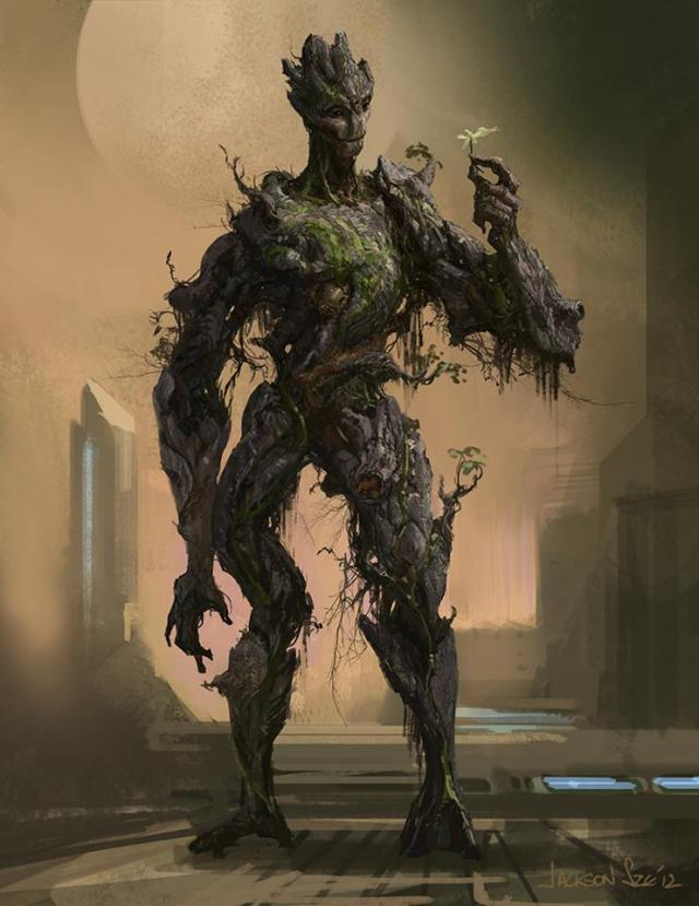 Guardians of the Galaxy_Concept Art by Jackson Sze