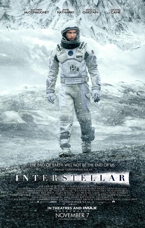 Interstellar_New Poster