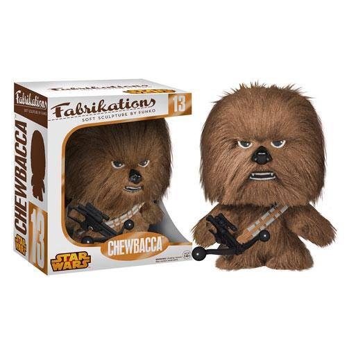 Star Wars Chewbacca Fabrikations