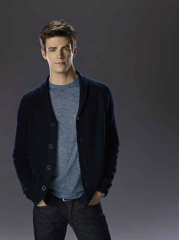 The Flash_Cast Promotional Photos