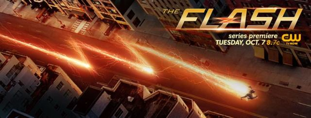 The Flash_New Banner
