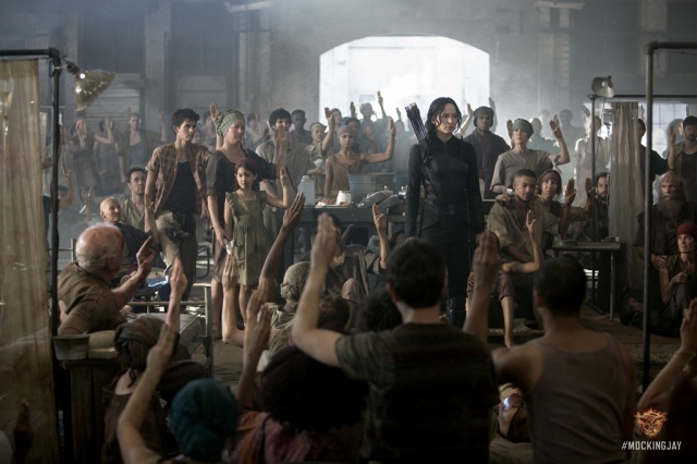 The Hunger Games_Mockingjay_Part 1