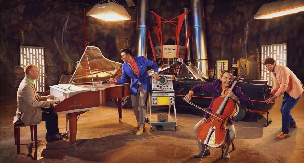 The Piano Guys_Photo by Josh Rossi Photography