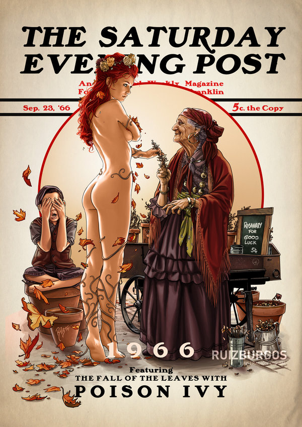 The Saturday Evening Post Series by OnlyMilo2