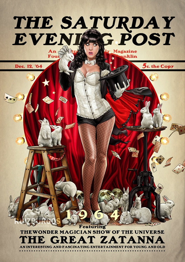 The Saturday Evening Post Series by OnlyMilo3