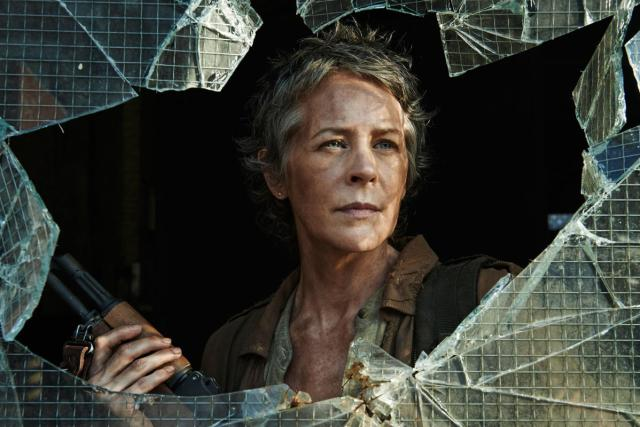 Melissa McBride as Carol Peletier - Photo Credit: Frank Ockenfels 3/AMC