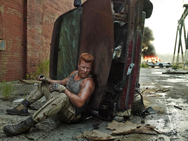 Michael Cudlitz as Abraham - Photo Credit: Frank Ockenfels 3/AMC