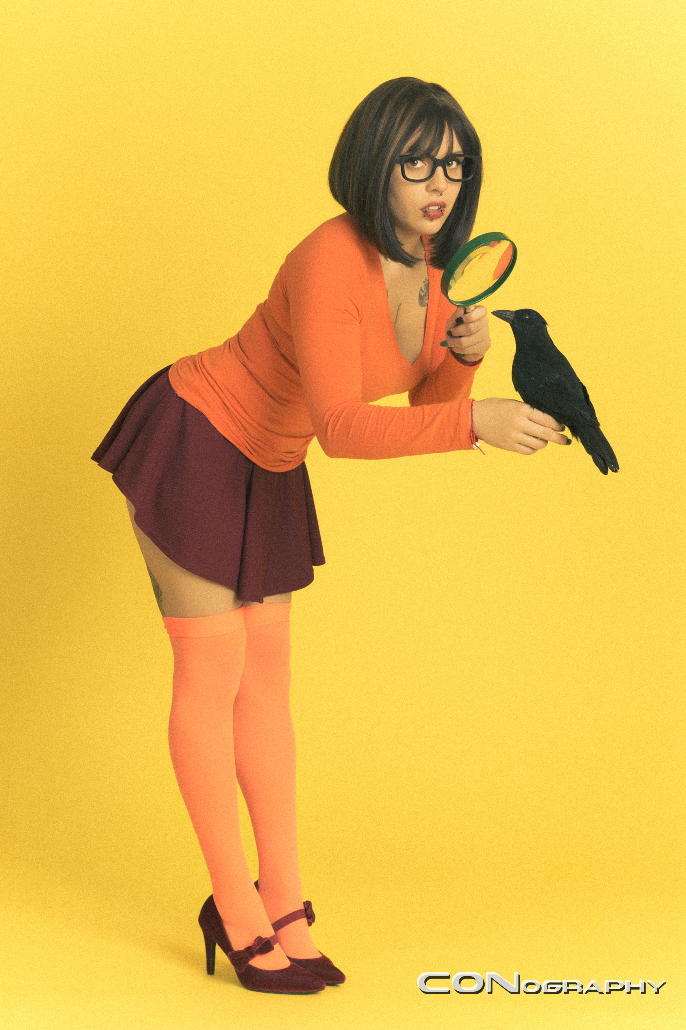 Sexy velma from scooby doo confirm