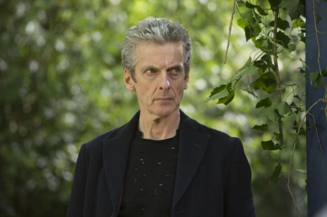 Doctor Who, Season 8, Episode 10, the Doctor (Peter Capaldi) Photo Credit: Adrian Rogers, © BBC/BBC Worldwide 2014