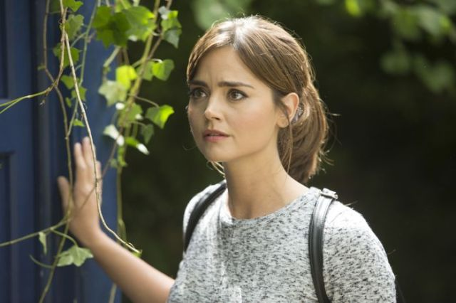 Doctor Who, Season 8, Episode 10, Clara (Jenna Coleman) Photo Credit: Adrian Rogers, © BBC/BBC Worldwide 2014