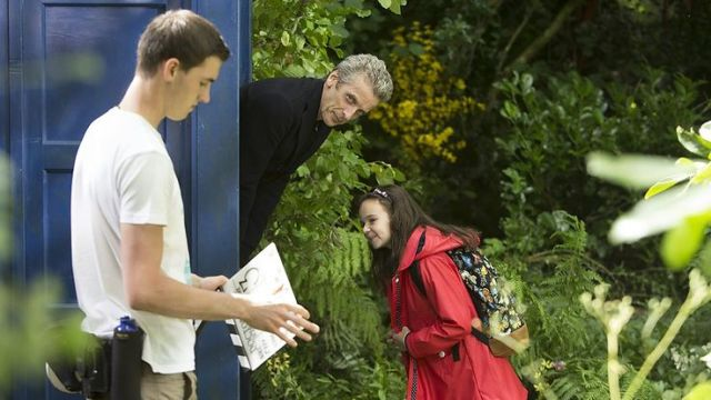 Doctor Who_Series 8_Episode 10_In the Forest of the Night_BTS (1)