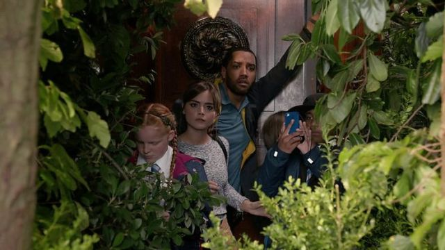 Clara, Danny and their students wake up to discover a forest has grown overnight.
