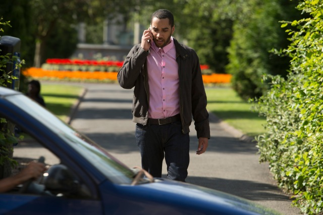 Picture shows: SAMUEL ANDERSON as Danny