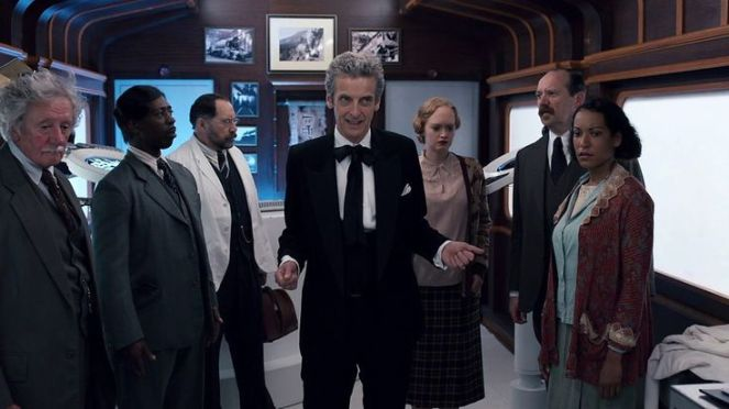 Doctor Who_Series 8_Episode 8_Looking Back on Mummy on the Orient Express (2)