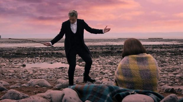 Doctor Who_Series 8_Episode 8_Looking Back on Mummy on the Orient Express (4)