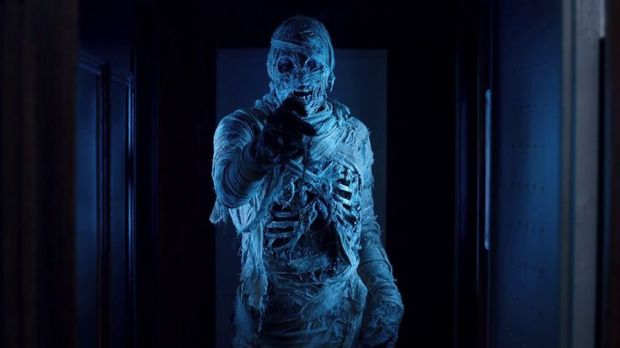 Doctor Who_Series 8_Episode 8_Looking Back on Mummy on the Orient Express (6)