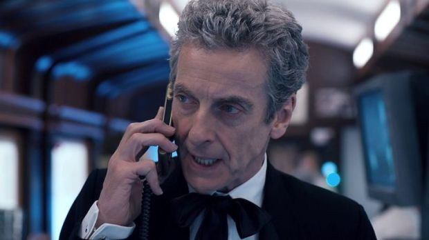 Doctor Who_Series 8_Episode 8_Looking Back on Mummy on the Orient Express