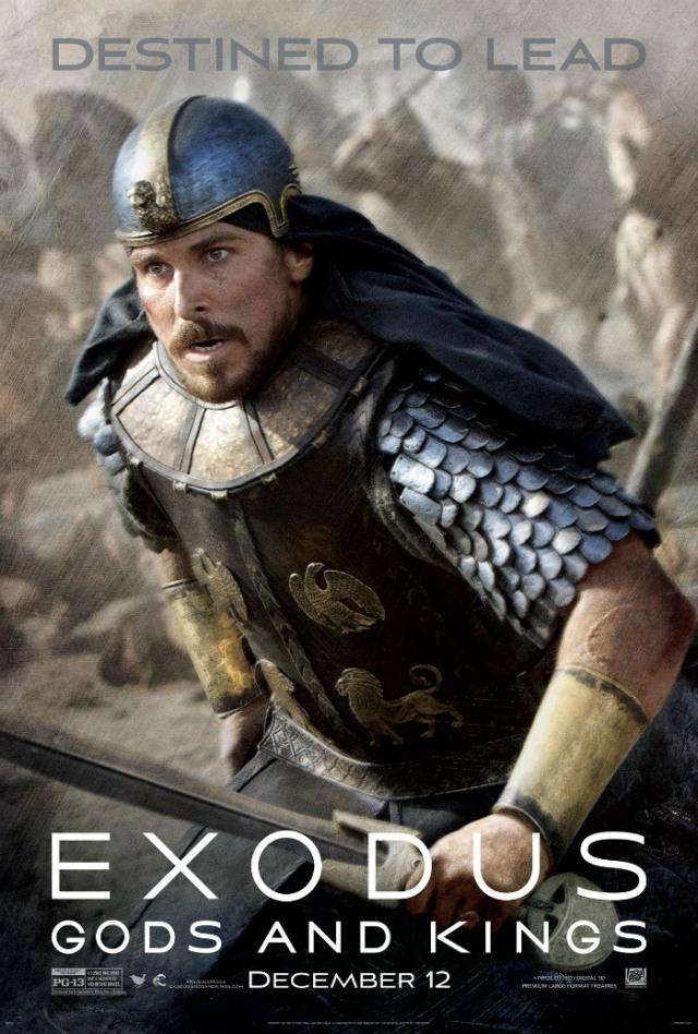 Exodus_Gods and Kings_Poster_Christian Bale