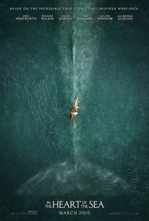 In the Heart of the Sea_Poster