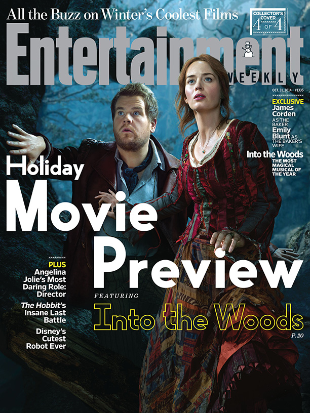 Into The Woods_Entertainment Weekly Cover2