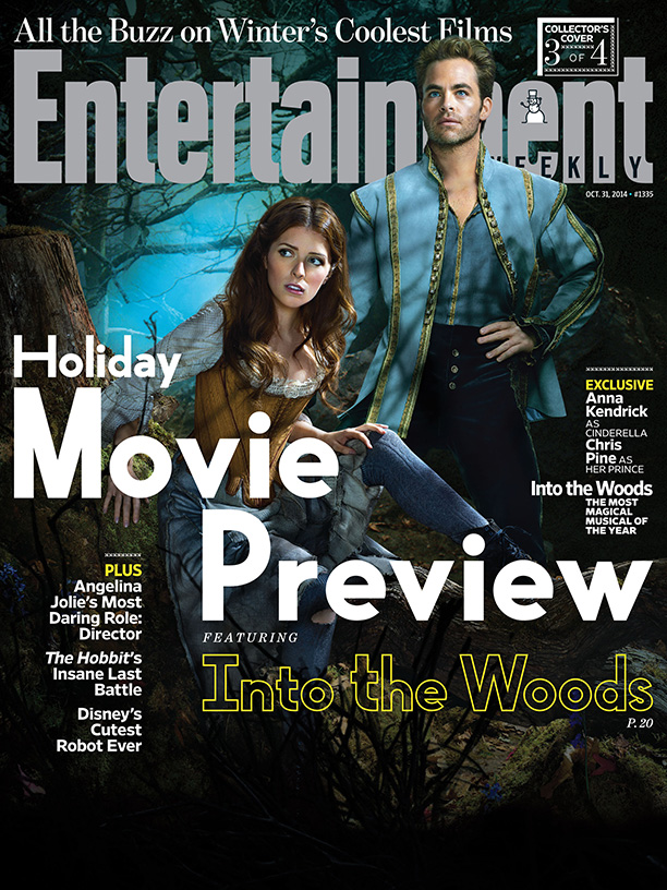 Into The Woods_Entertainment Weekly Cover3