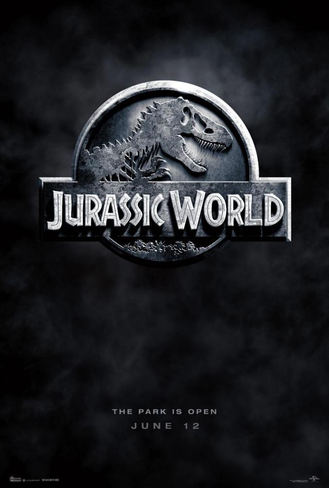 Jurassic World_Teaser Poster