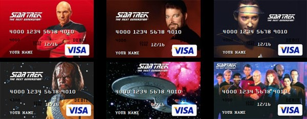 Star Trek_Visa Pre-Paid Card2