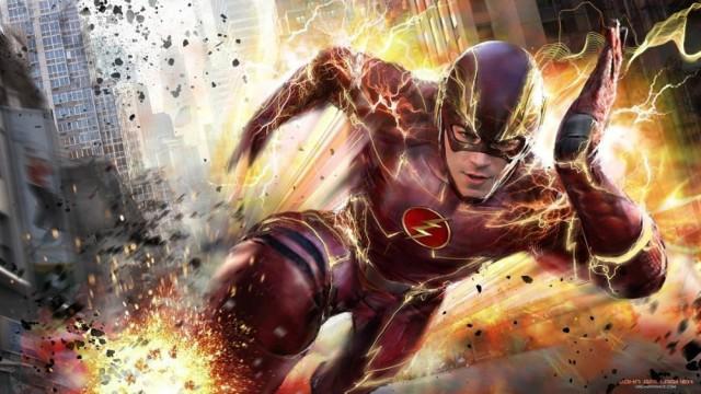 The Flash_Promo Photo