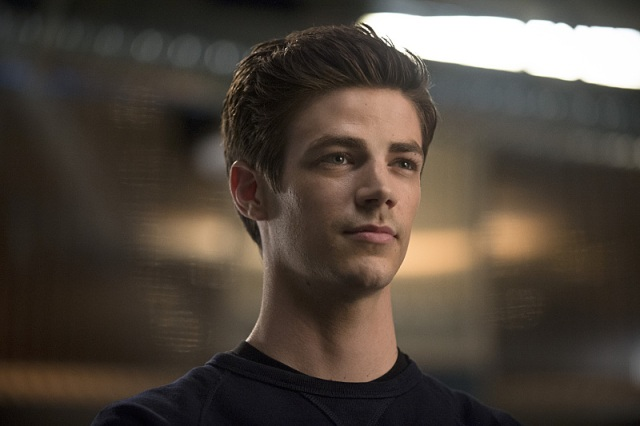 "The Flash -- ""Going Rogue"" Pictured: Grant Gustin as Barry Allen -- Photo: Cate Cameron/The CW -- © 2014 The CW Network, LLC. All rights reserved."