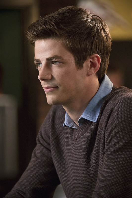 """The Flash -- """"Plastique"""" Pictured: Grant Gustin as Barry Allen -- Photo: Jack Rowand/The CW -- © 2014 The CW Network, LLC. All rights reserved."""