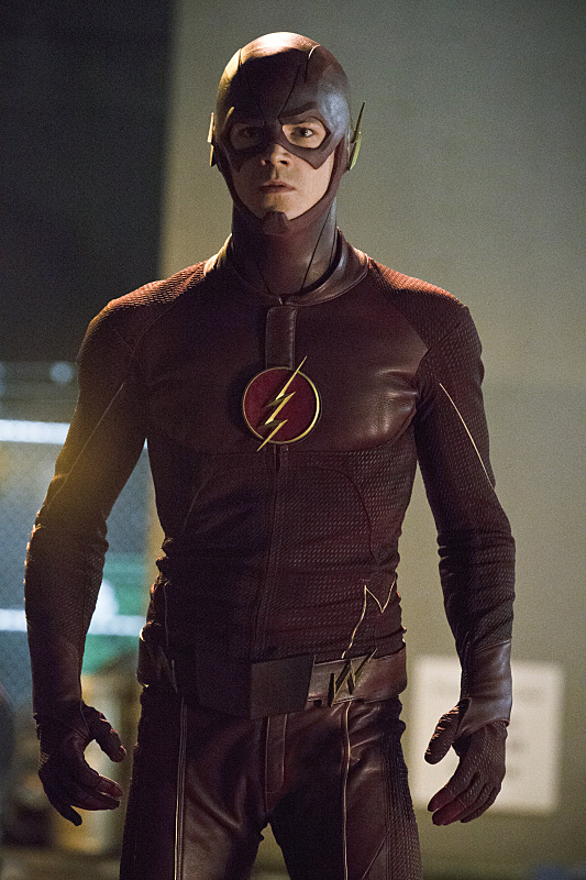 """The Flash -- """"Plastique""""  Pictured: Grant Gustin as The Flash -- Photo: Jack Rowand/The CW -- © 2014 The CW Network, LLC. All rights reserved."""