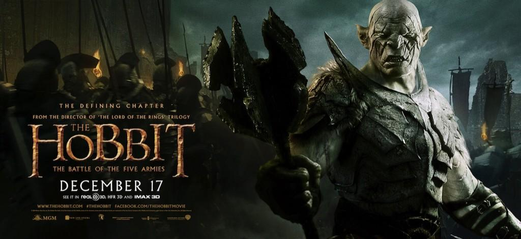 Three New Banners For 'The Hobbit: The Battle of the Five ...