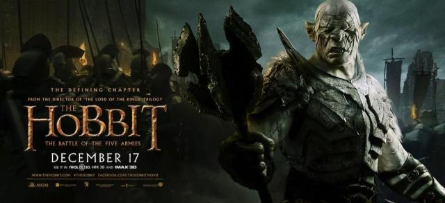 The Hobbit_The Battle of the Five Armies_Banner_Azog