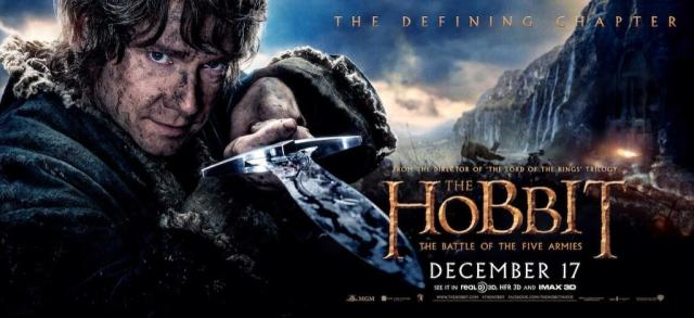 The Hobbit_The Battle of the Five Armies_Banner_Bilbo