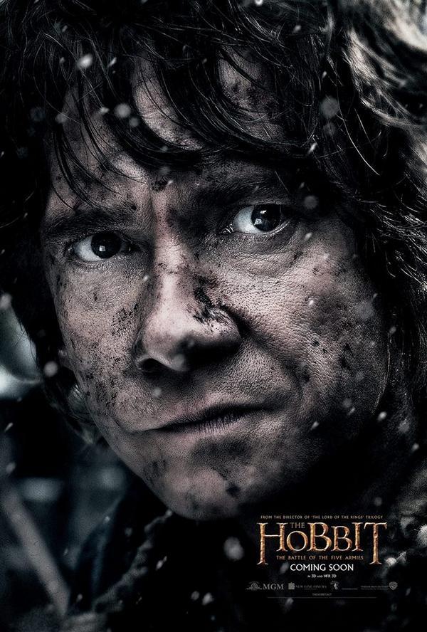 The Hobbit_The Battle of the Five Armies_Bilbo Baggins