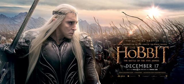 The Hobbit_The Battle of the Five Armies_Thranduil and his army