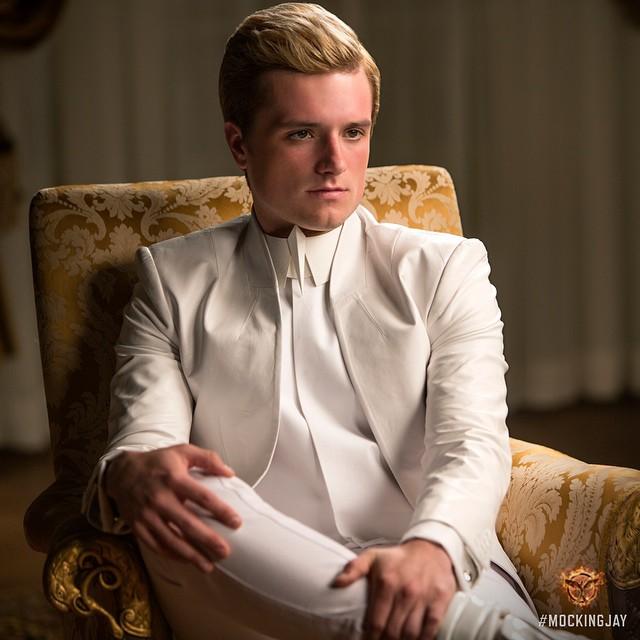The Hunger Games_Mockingjay_Part 1_Character Still_Peeta