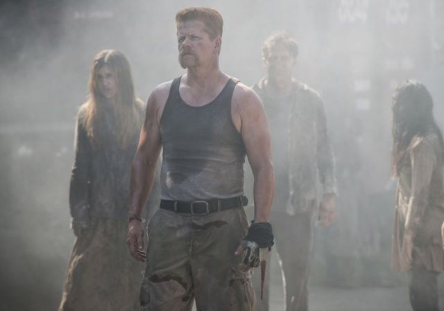 Abaham Ford (Michael Cudlitz) in Episode 1 Photo by Gene Page/AMC