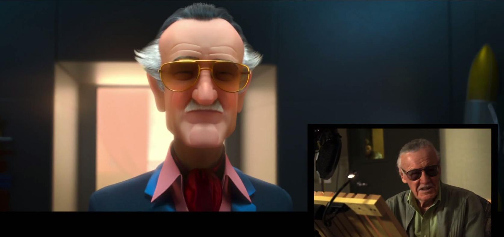 Stan Lee Cameo Wolverine Big Hero 6_stan Lee Cameo