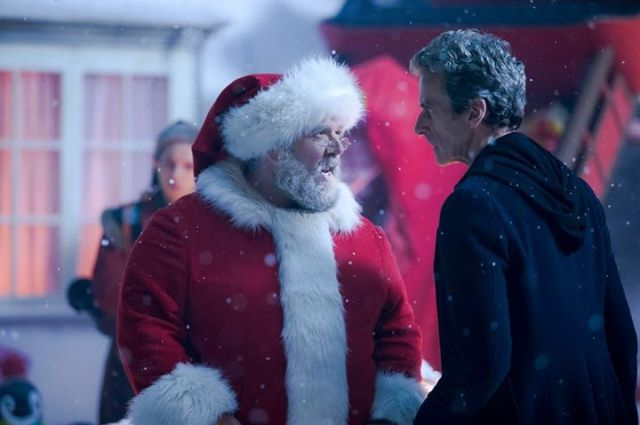 Doctor Who_Series 8_Christmas Special