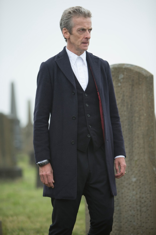 Doctor Who – Series 8 Episode 12 – Death in Heaven – PETER CAPALDI as The Doctor – (c) BBC – Photo Adrian Rogers