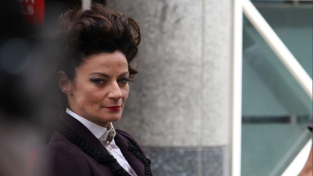 Michelle Gomez as the terrifying Missy.