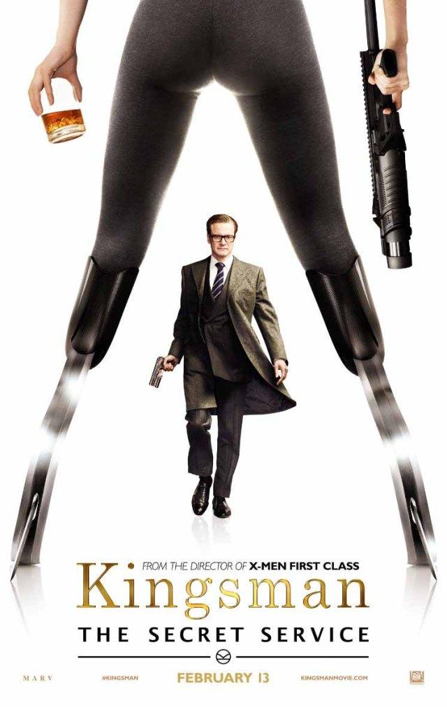 Kingsman_The Secret Service_Character Poster