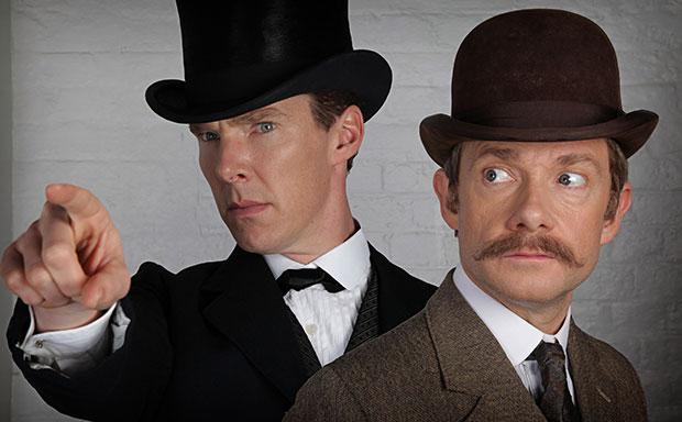 Sherlock Special_Still