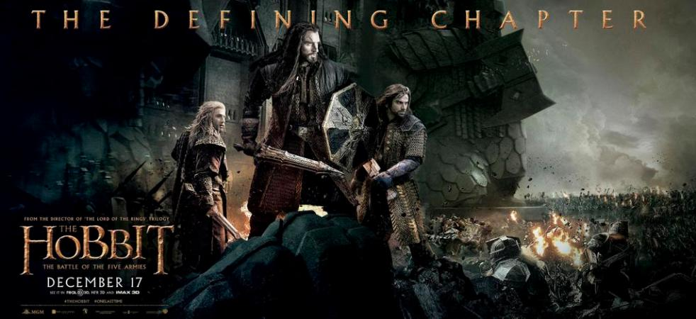 The Hobbit_The Battle of the Five Armies_Banner