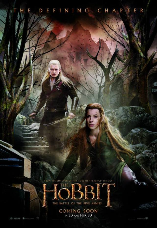 The Hobbit_The Battle of the Five Armies_Belgian Posters (3)